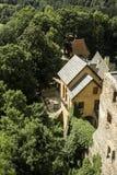 Castello di Grodno in Polonia Fotografia Stock Libera da Diritti