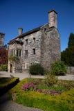 Castello di Gwydir Fotografia Stock Libera da Diritti