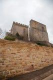 Castello di Hambach Fotografia Stock