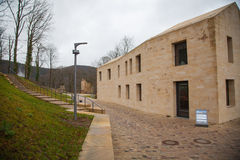 Castello di Hambach Immagine Stock