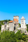 Castello di Hardegg Fotografia Stock