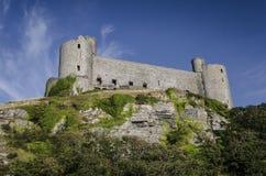 Castello di Harlech Immagini Stock Libere da Diritti