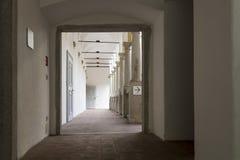 Castello di Hartheim in Austria Fotografia Stock