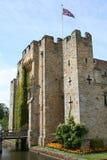Castello di Hever Fotografia Stock