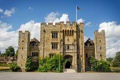 Castello di Hever in Inghilterra Immagine Stock