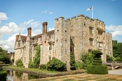 Castello di Hever in Inghilterra Fotografia Stock Libera da Diritti
