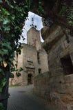 Castello di Hilpoltstein Immagine Stock