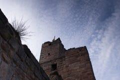 Castello di Hilpoltstein Immagini Stock Libere da Diritti