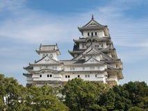 Castello di Himeji Immagine Stock