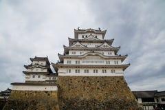 Castello 3 di Himeji Immagine Stock Libera da Diritti