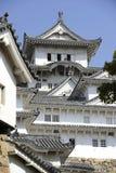 Castello di Himeji, Giappone Immagini Stock