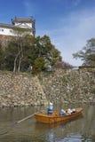 Castello di Himeji nel Giappone Immagini Stock