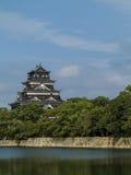 Castello di Hiroshima Fotografia Stock Libera da Diritti