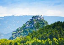 Castello di Hochosterwitz in Austria Immagini Stock