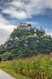 Castello di Hochosterwitz, Austria Fotografia Stock