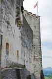 Castello di Hohensalzburg Immagini Stock Libere da Diritti
