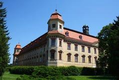 Castello di Holesov Fotografie Stock