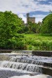 Castello di Hornby   Immagini Stock