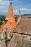Castello di Huniad Immagini Stock