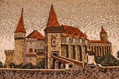 Castello di Hunyadi/castello di Hunedoara/castello di Corvin Fotografia Stock Libera da Diritti