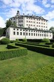 Castello di Innsburck immagini stock