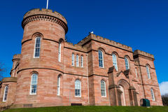Castello di Inverness immagine stock libera da diritti