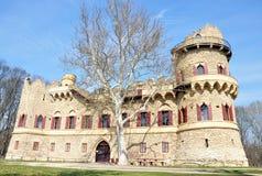 Castello di Januv Fotografia Stock Libera da Diritti