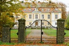 Castello di Johannishus fotografia stock libera da diritti