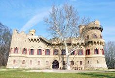 Castello di John Immagini Stock Libere da Diritti
