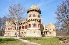 Castello di John Fotografia Stock Libera da Diritti