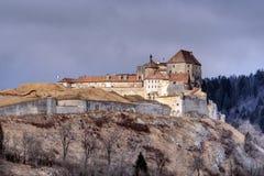 Castello di Joux Fotografie Stock
