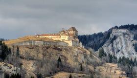 Castello di Joux Immagini Stock