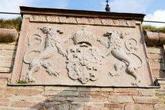 Castello di Kalmar Immagine Stock