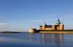 Castello di Kalmar Immagini Stock Libere da Diritti