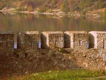 Castello di Kamenetz-Podolsky Fotografia Stock
