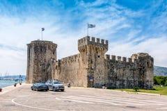 Castello di Kamerlengo Fotografia Stock Libera da Diritti