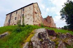 Castello di Kastelholm Fotografie Stock