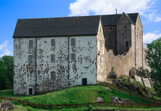 Castello di Kastelholm Fotografia Stock
