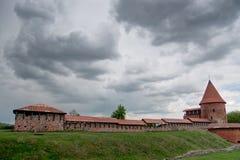 Castello di Kaunas fotografia stock