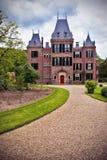 Castello di Keukenhof, Olanda fotografia stock