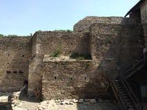 Castello di Khotyn immagini stock libere da diritti