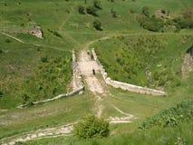 Castello di Khotyn Fotografia Stock Libera da Diritti