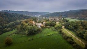 Castello di Kilbrittain Sughero della contea l'irlanda immagini stock libere da diritti
