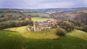 Castello di Kilbrittain Sughero della contea l'irlanda fotografie stock
