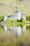 Castello di Kilchurn Fotografie Stock Libere da Diritti