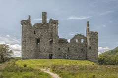 Castello 04 di Kilchurn Fotografia Stock