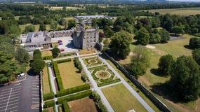 Castello di Kilkea Castledermot contea Kildare l'irlanda fotografie stock libere da diritti