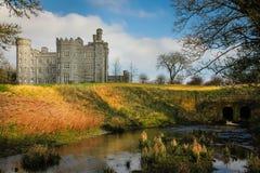 Castello di Killeen Dunsany contea Meath l'irlanda immagini stock libere da diritti