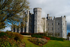 Castello di Killeen. L'Irlanda fotografia stock