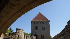 Castello di Kokorin Immagine Stock